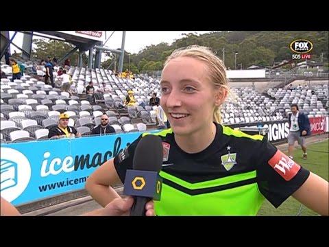 Post Game - Canberra United v Brisbane Roar