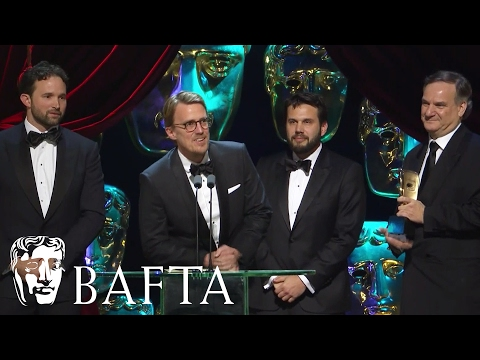 The Jungle Book wins Special Visual Effects | BAFTA Film Awards 2017