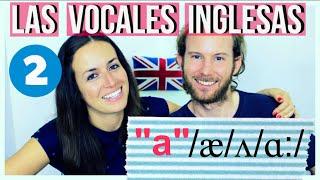 Pronunciación en inglés - Los Sonidos de la