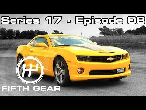 Fifth Gear: Series 17 Episode 8