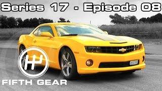 Fifth Gear Series 17 Episode 8 смотреть