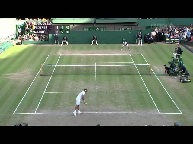 The best tennis match ever