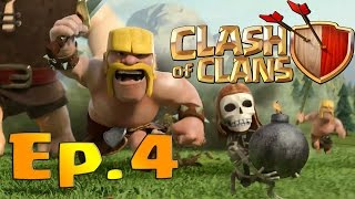 Clash of clans ita Ep 4 - Come fare velocemente elisir nero!
