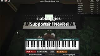 Roblox Klavier | Billie Eilish Wunsch, dass Du schwul bist