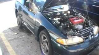Parts Car Test Drive: 0-90 in an Eagle Talon TSi AWD Turbo Automatic Parts for Sale