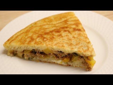 galette-de-couscous-au-bŒuf-hachÉ-facile-(cuisinerapide)