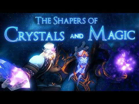 History of the Eredar Part 2: The Shapers of Crystals and Magic