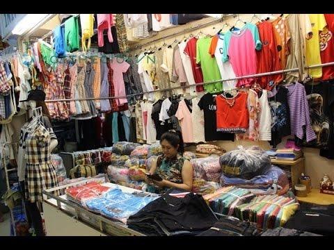 Ghi âm quảng cáo hàng rong, hàng chợ: Rao bán quần áo trẻ em người lớn 35K