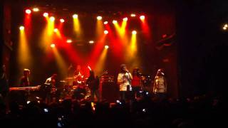Alborosie -Murderer, Rolling Like A Rock (Live @ Tivoli).MOV