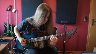 DIMMU BORGIR - Council Of Wolves And Snakes (GUITAR COVER)