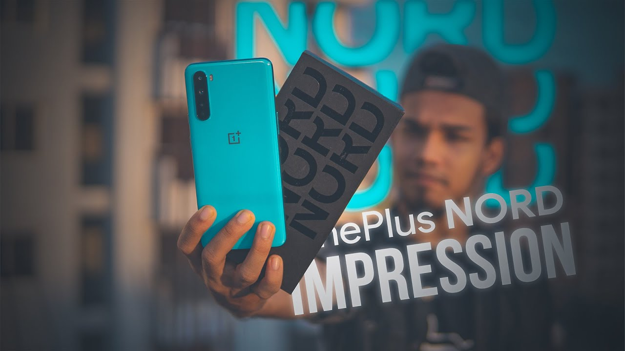 OnePlus Nord : First Impression | ATC