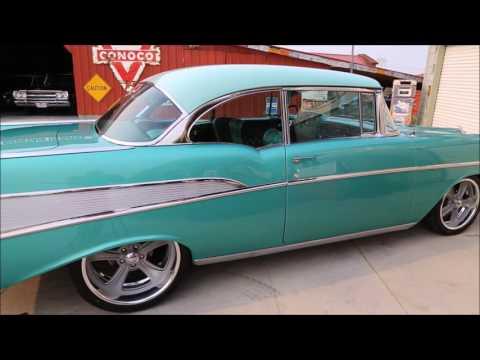 1957 Chevrolet Bel Air Frame Off