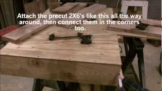 How To Build A Shooting Bench