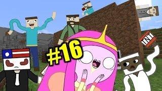Сериал Как обучить Нуба #16(Сколько ж времени прошло..)