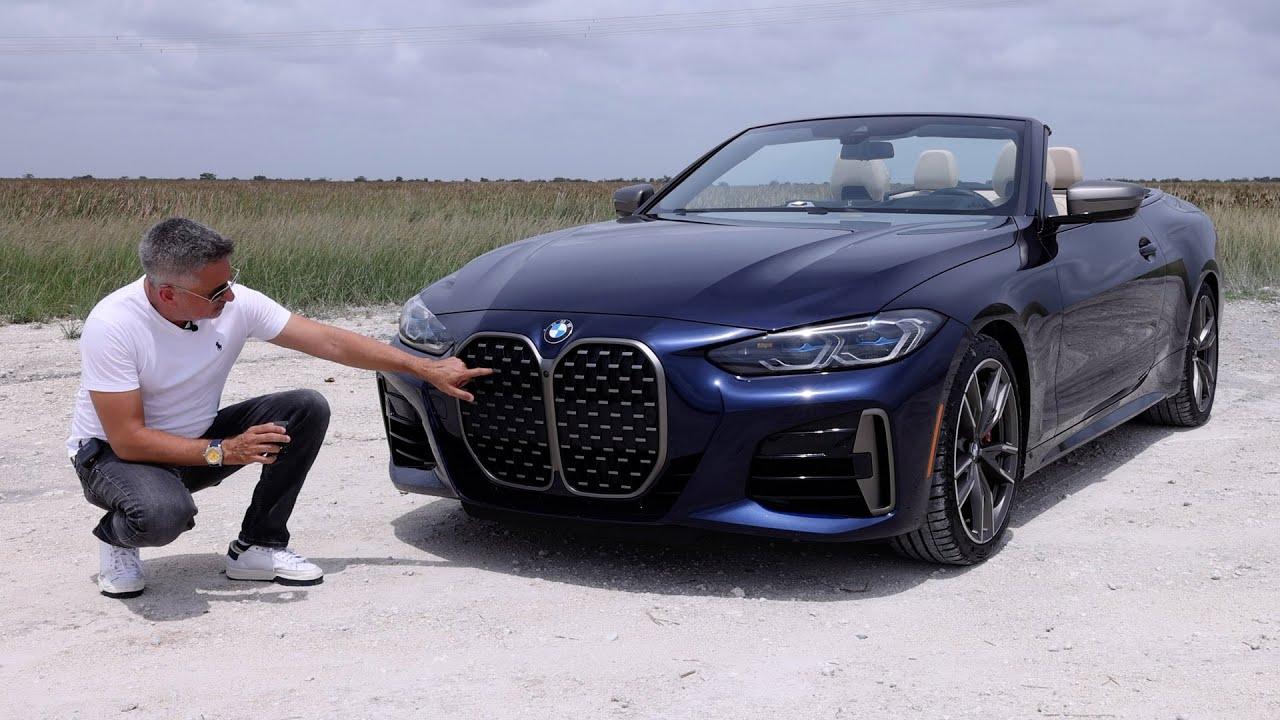 ¿Por qué no se si lo compraría? • 2021 BMW M440i Convertible