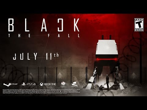 Black The Fall – Release Date Trailer
