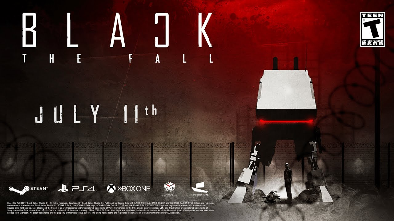 Black The Fall Release Date Trailer
