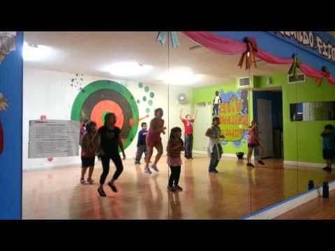 Lento Zumba Kids-VBF
