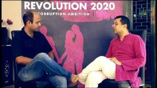 Author Chetan Bhagat on his Book