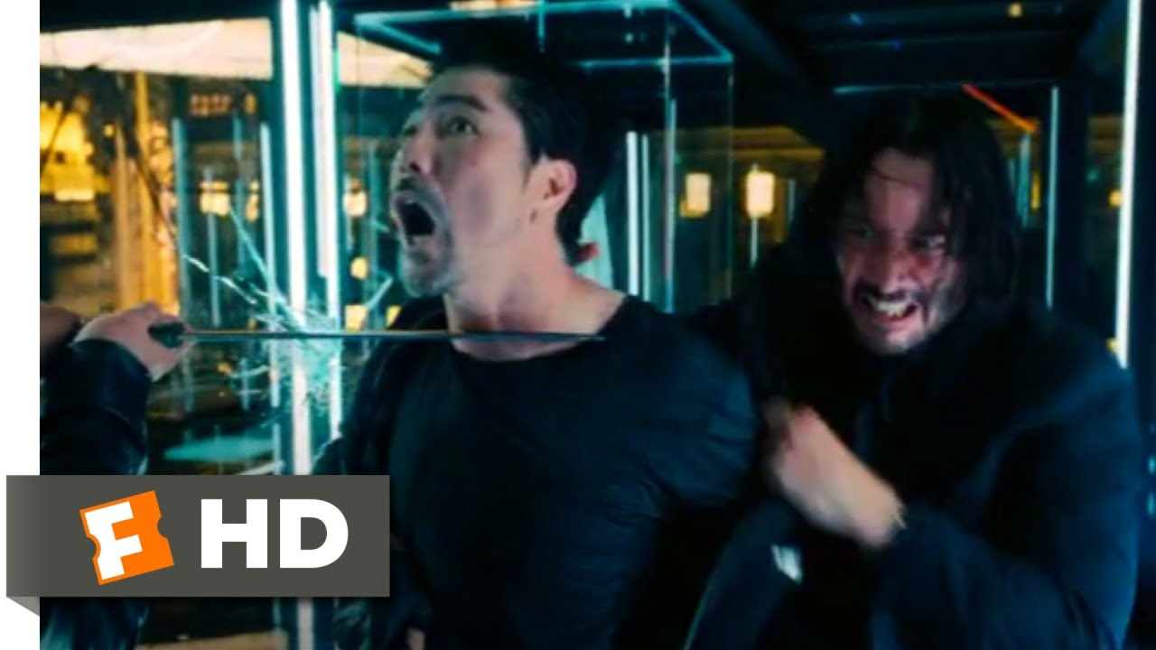 Download John Wick: Chapter 3 - Parabellum (2019) - Glass Room Fight Scene (8/12)   Movieclips