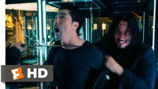 John Wick: Chapter 3 - Parabellum 2019 - Glass Room Fight Scene 8/12 | Movieclips