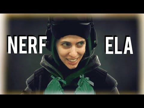 ELA BIKINI MONTAGE (Not Clickbait) - Rainbow Six: Siege