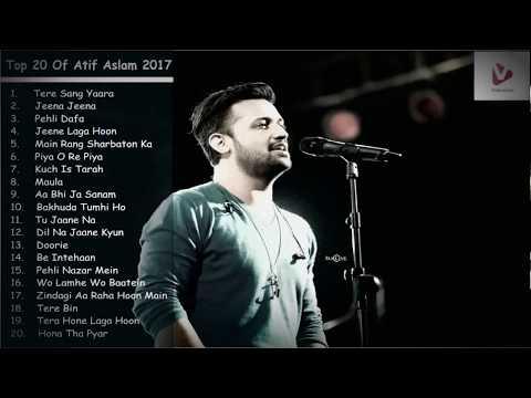 atif aslam top 20 songs