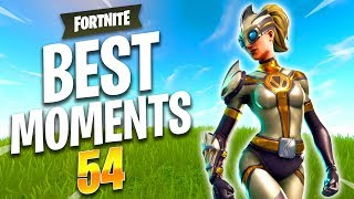 RealKraftyy DESTROYS A SQUAD - Fortnite Best Moments & Fortnite Funny Moments #54