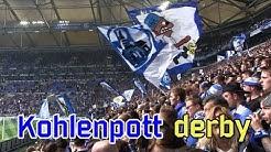 Revierderby / Kohlenpott derby (Schalke '04 - Dortmund)