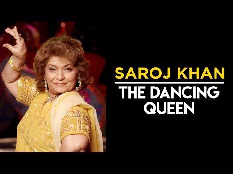 Saroj Khan: The Dancing Diva | Tabassum Talkies