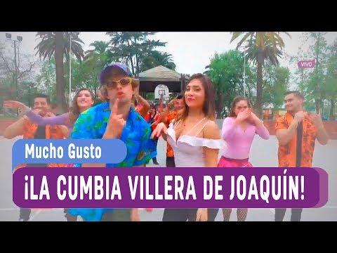 ¡La cumbia de Joaquín - Besame y Olvidate!  - Mucho Gusto 2017