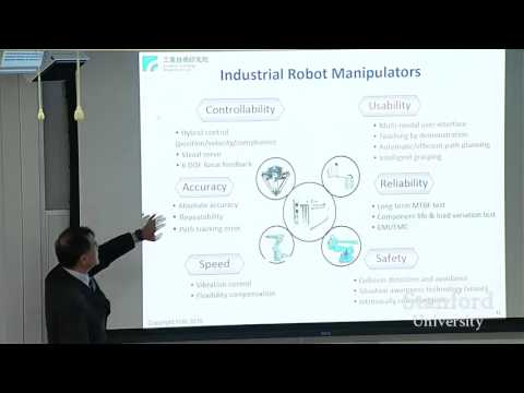 Stanford Seminar - Jwu-Sheng Hu of Industrial Technology Research Institute