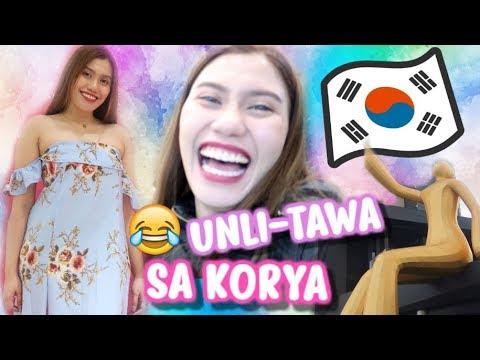 UNANG ARAW SA KOREA (Ang panis na vlog! 😅hihi) 💜 Purpleheiress