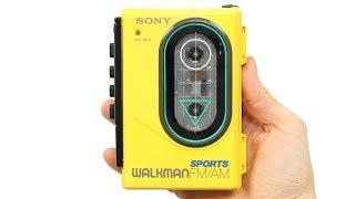 Let's Refurb! - 1984 Sony Sports Walkman