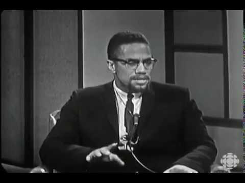 Post Mecca Malcolm X (Front Page Challenge) 1965 CBC Archives