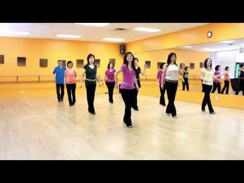 Tequila, Sherry and Sheila - Line Dance (Dance & Teach in English & 中文)