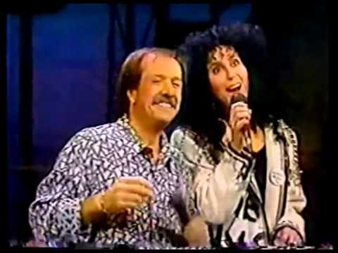 Sonny and Cher - I Got You Babe (1987)