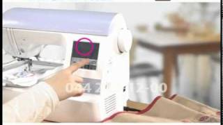 Вышивальные машины - Brother NV900EII(, 2010-12-07T17:48:35.000Z)