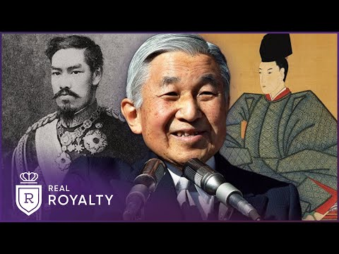 What Happened To The Japanese Emperor After WW2 | Asia's Monarchies | Real Royalty With Foxy Games
