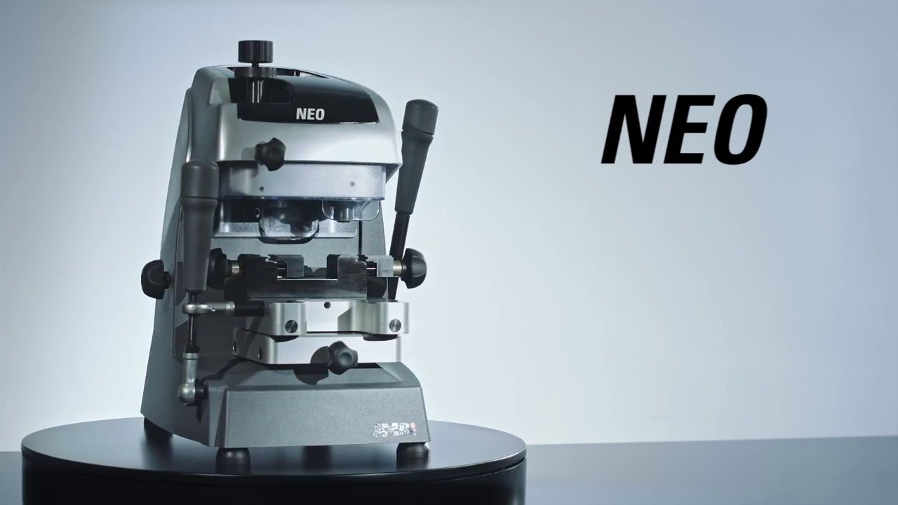 Fantastyczny NEO- Maszyna do kopiowania kluczy - YouTube QO98