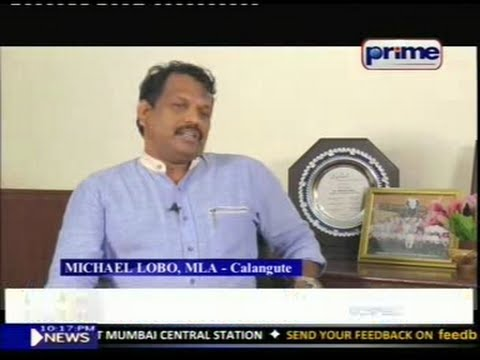 Michael Lobo Interview with Prime TV