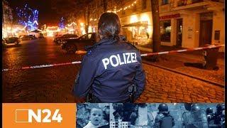 Nagelbombe von Potsdam: Polizei fahndet fieberhaft nach dem feigen Täter