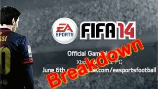 FIFA 14 | Official Gameplay Trailer | BREAKDOWN
