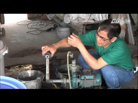 VTC14_Thiết bị lọc nước bằng vỏ trấu