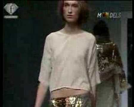 fashiontv  FTV.com  MODELS SYLVIA VANDERKLOOSTER FEM PE 2000