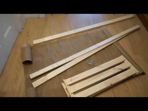 Ikea hejne  In 32 seconds: Ikea HEJNE Shelf Assembled - YouTube