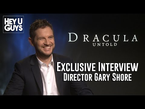 Director Gary Shore Interview - Dracula Untold