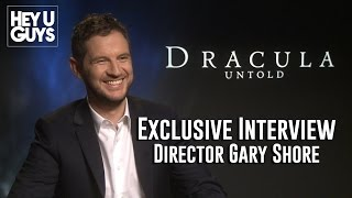 Director Gary Shore Interview - Dracula Untold