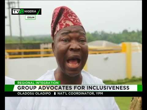Regional Integration: Group Advocates for Inclusiveness