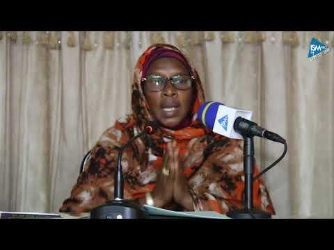 UFEMS 2018 | le maquillage en Islam |  Seyda Bintou Athie